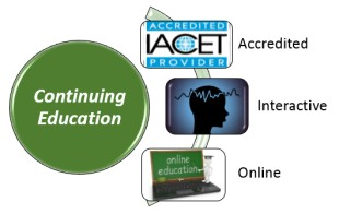 Accredited Interactive Online Continuing Education